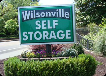 Welcome to Wilsonville Self Storage